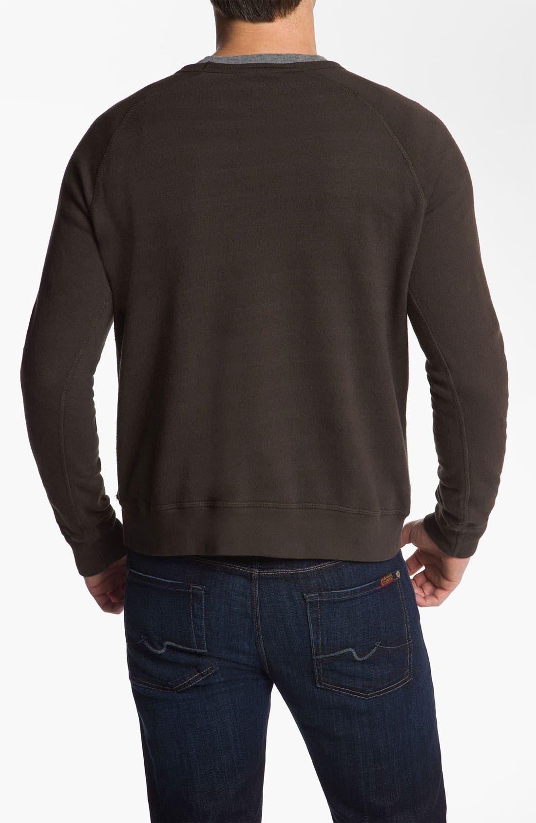 Alternate Image 2  - Junk Food 'Miami Heat' Sweatshirt