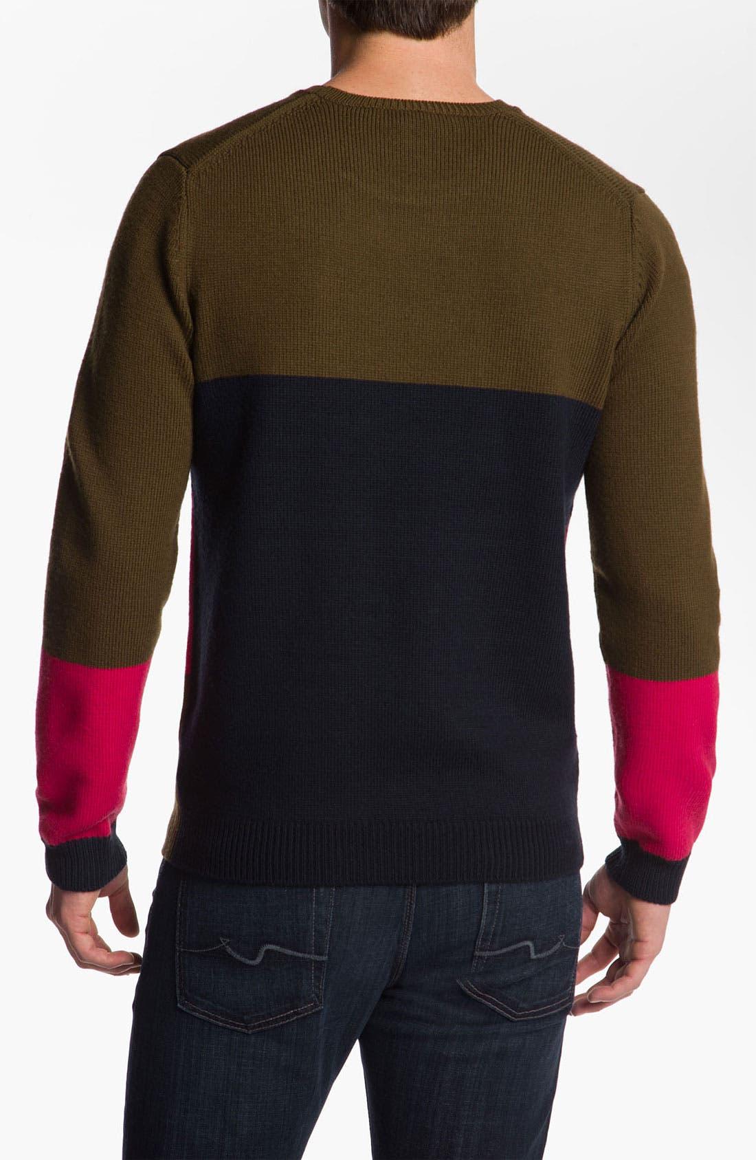 Alternate Image 2  - MARC BY MARC JACOBS 'Freddie' Wool Crewneck Sweater