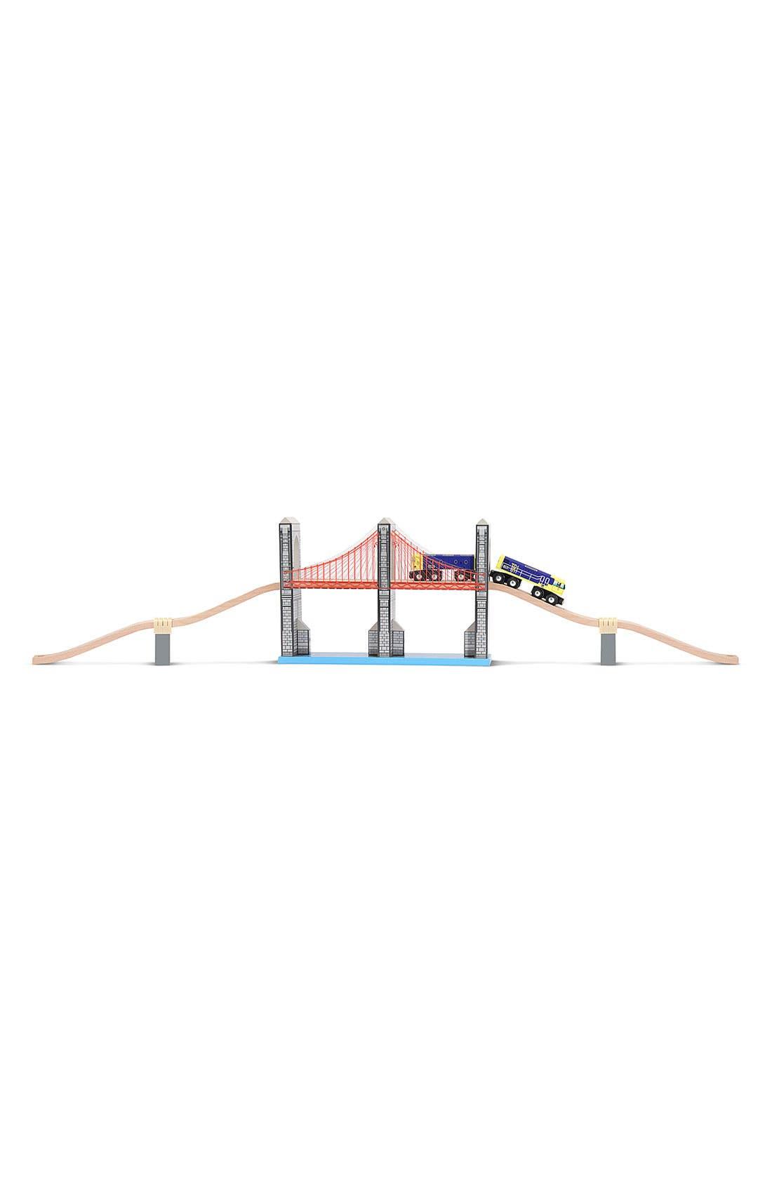 Alternate Image 2  - Melissa & Doug Skyline Suspension Bridge