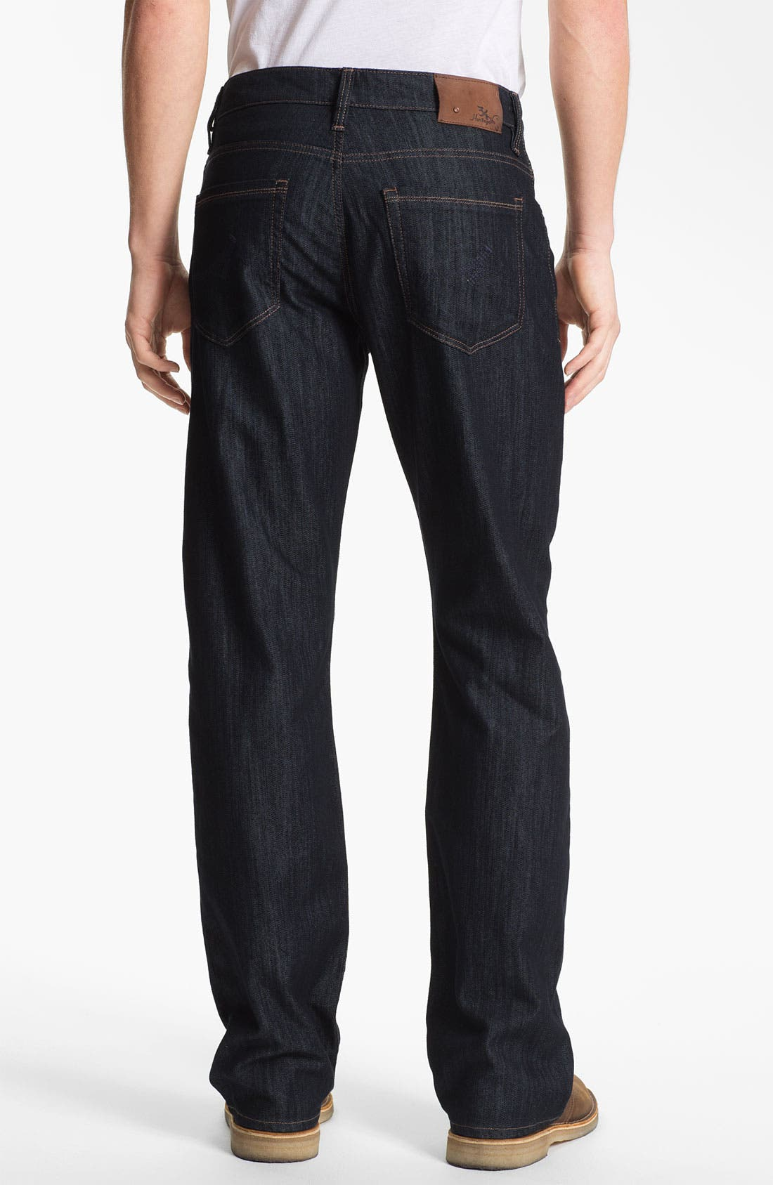 Alternate Image 2  - 34 Heritage 'Confidence' Relaxed Leg Jeans (Rinse Mercerized) (Online Only)
