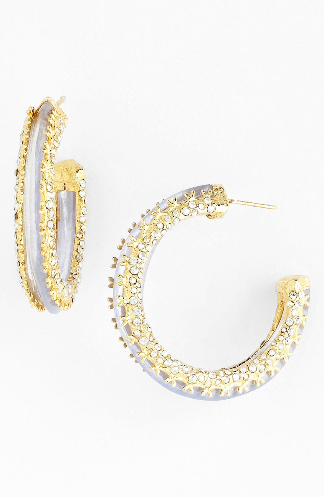 Alternate Image 1 Selected - Alexis Bittar 'Elements - Siyabona' Hoop Earrings