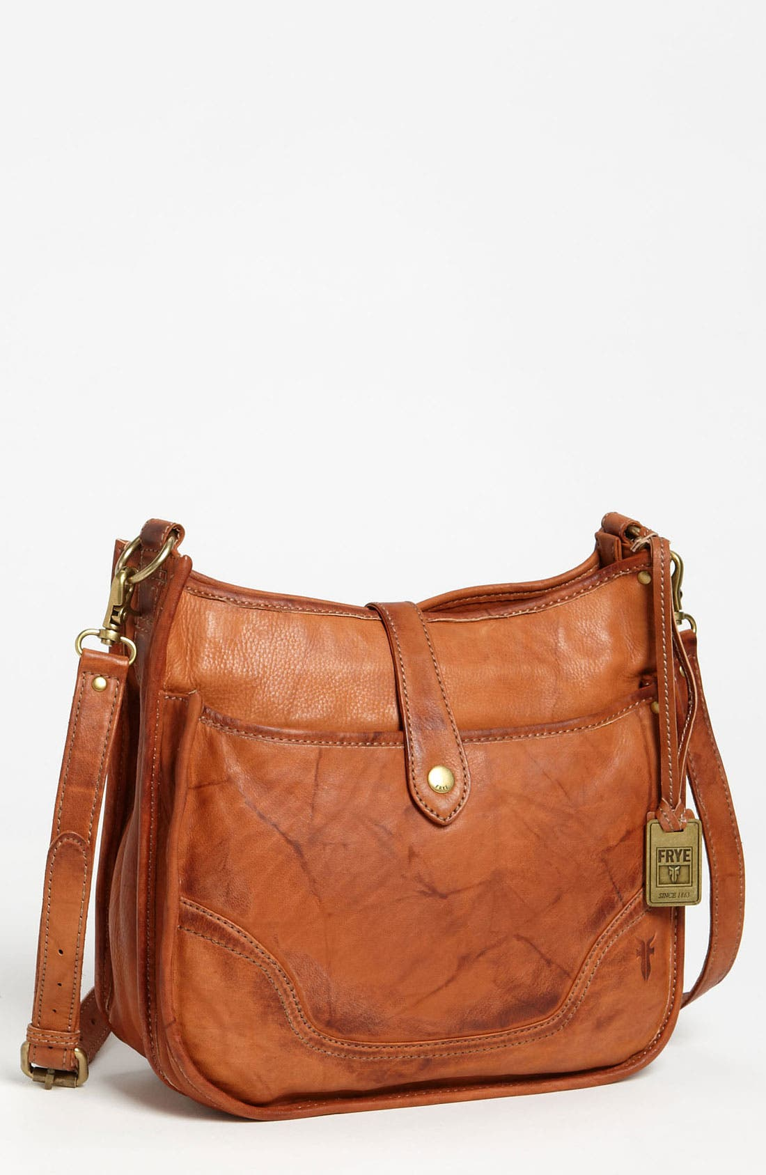 Frye 'Campus' Leather Crossbody Bag