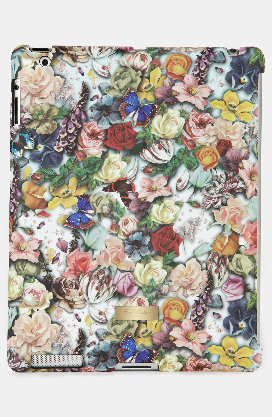 Alternate Image 1 Selected - Ted Baker London iPad Case
