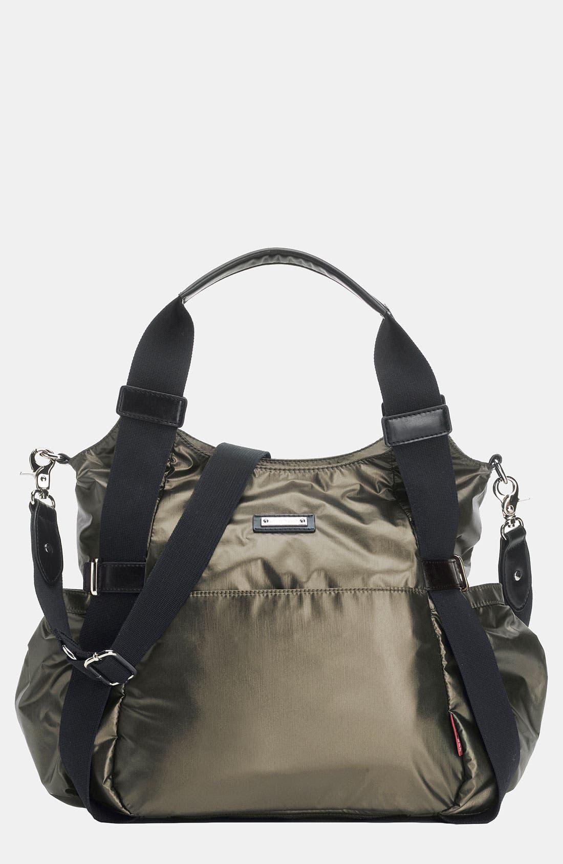 Alternate Image 1 Selected - Storksak 'Tania Bee' Diaper Bag