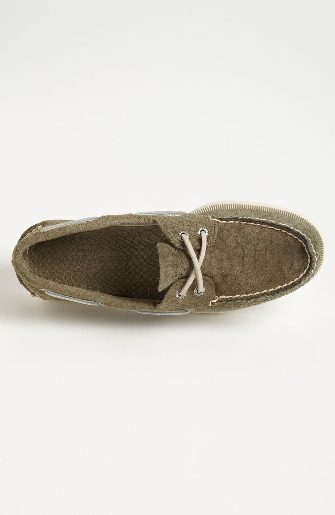 Alternate Image 3  - Sperry Top-Sider® 'Authentic Original' Snake Embossed Boat Shoe (Men) (Online Only)