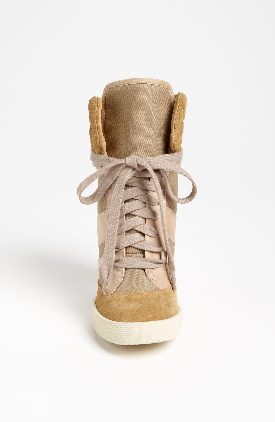Alternate Image 3  - Chloé Wedge Sneaker