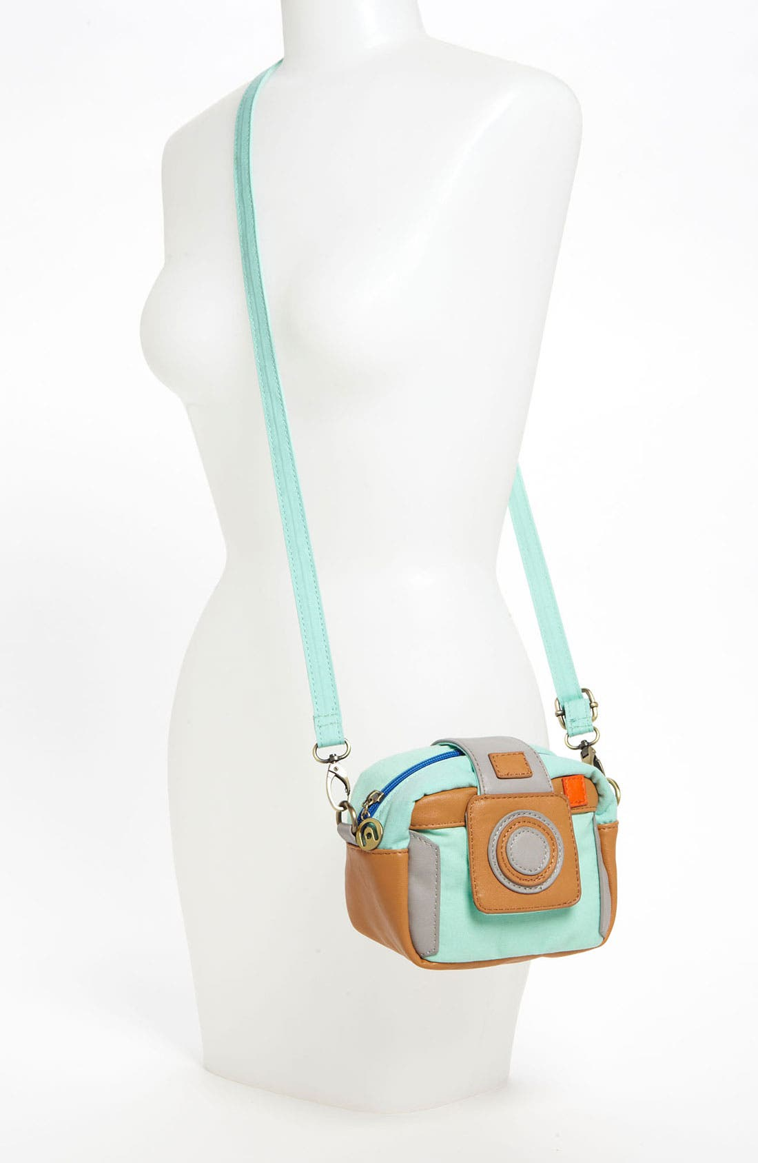 Alternate Image 2  - Nila Anthony 'Camera' Crossbody Bag