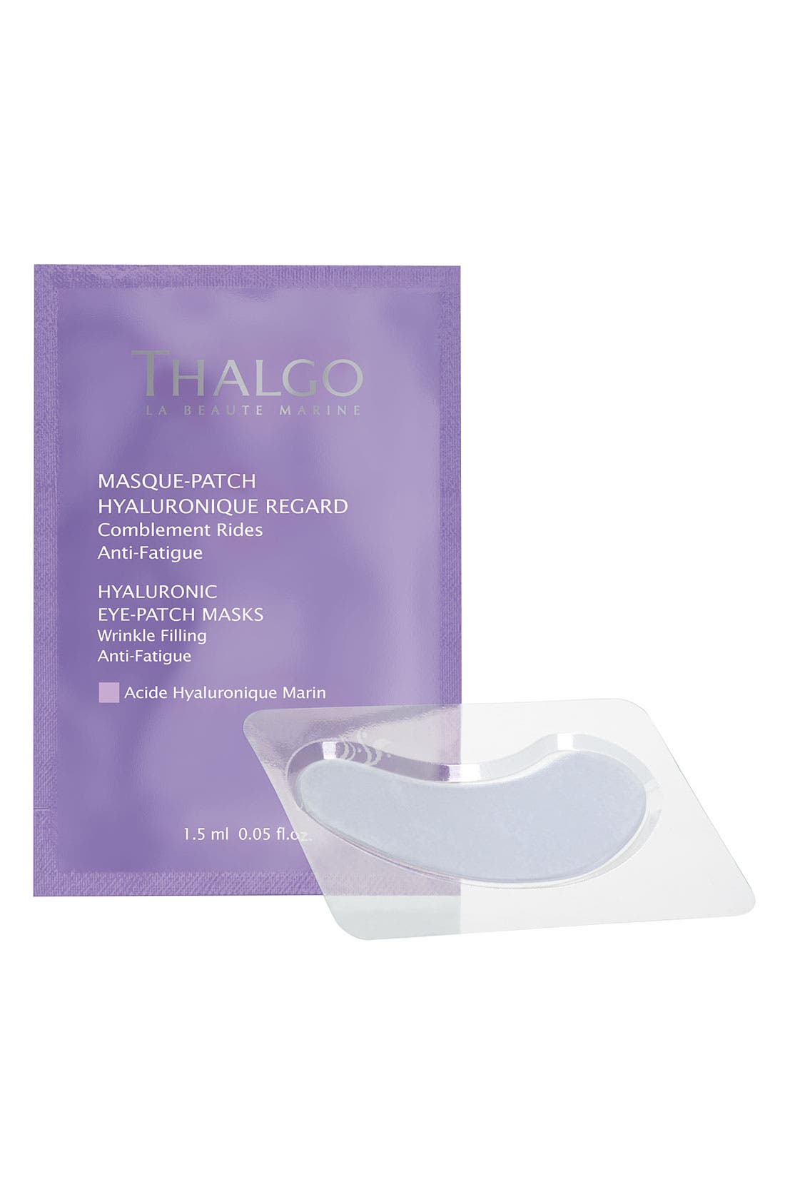 Thalgo Hyaluronic Eye Patch Mask
