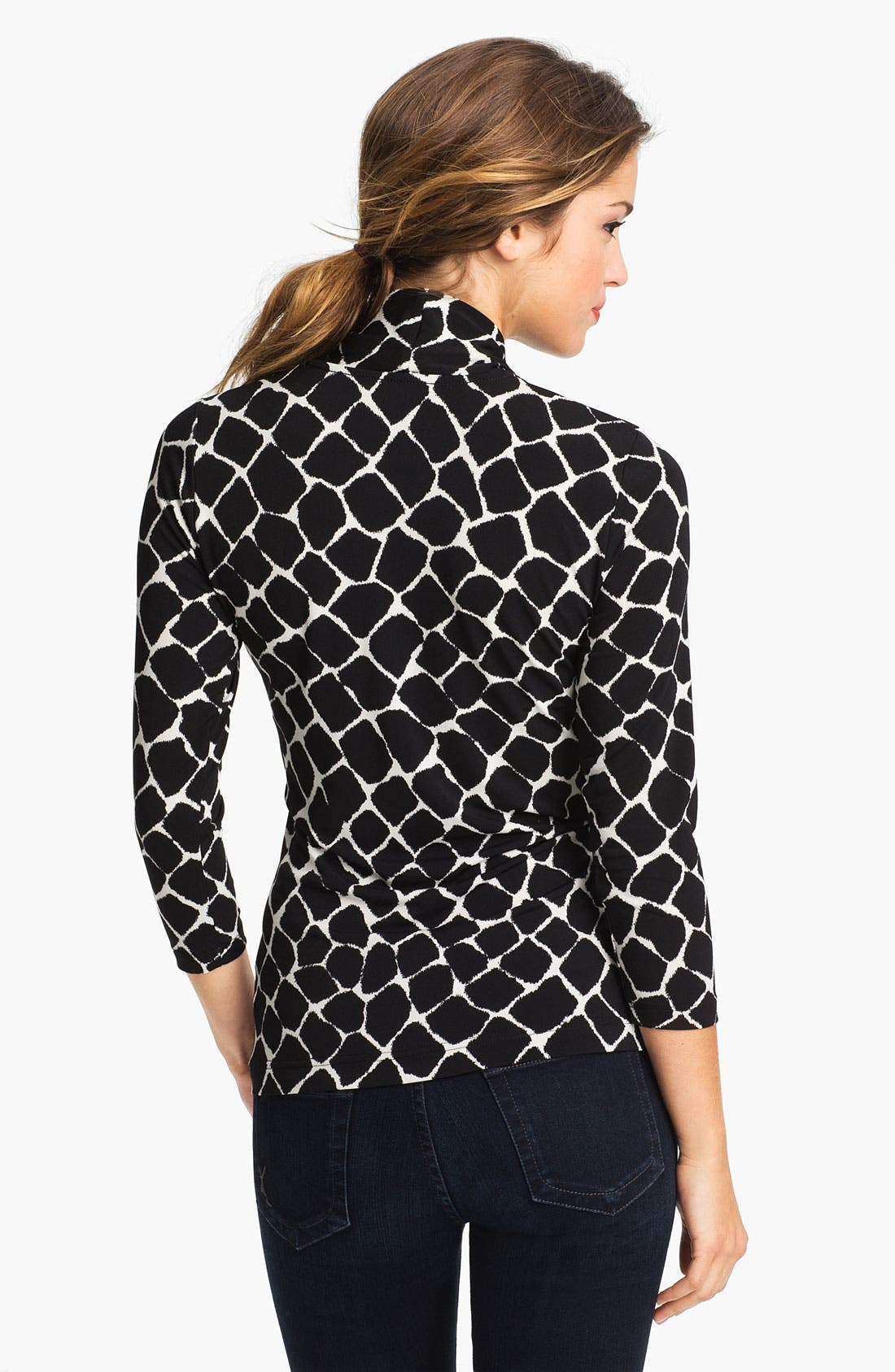 Alternate Image 2  - Vince Camuto Faux Wrap Top