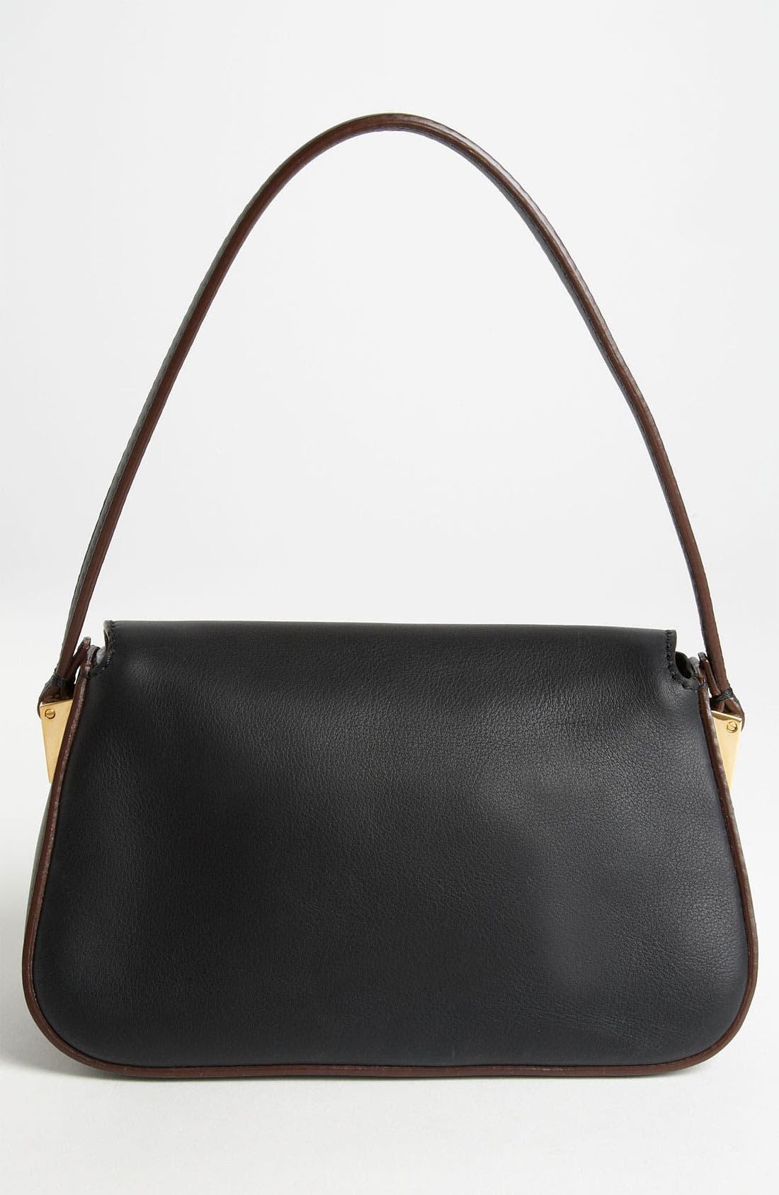 Alternate Image 4  - Fendi 'Mamma - Mini' Leather Shoulder Bag