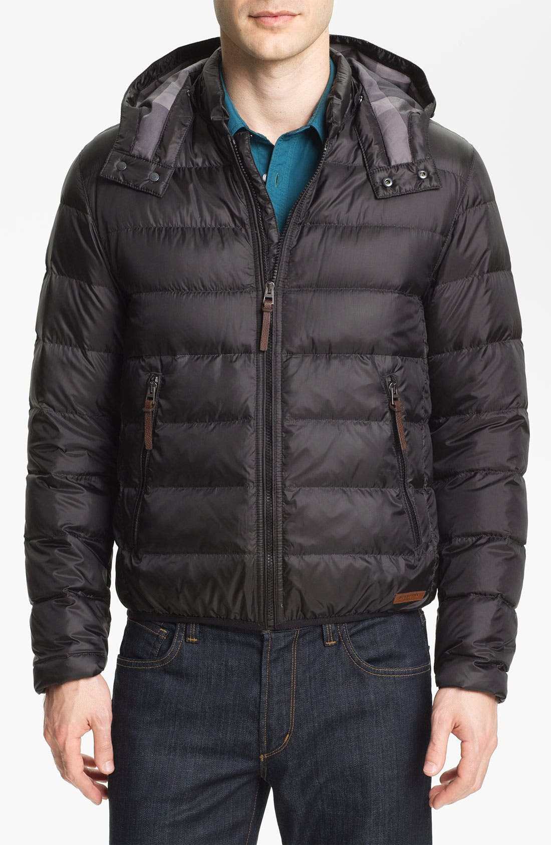 Main Image - Burberry Brit Quilted Down Jacket