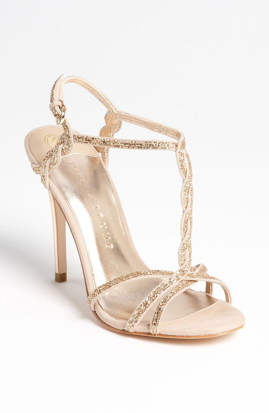 Alternate Image 1 Selected - Ivanka Trump 'Hara' Sandal