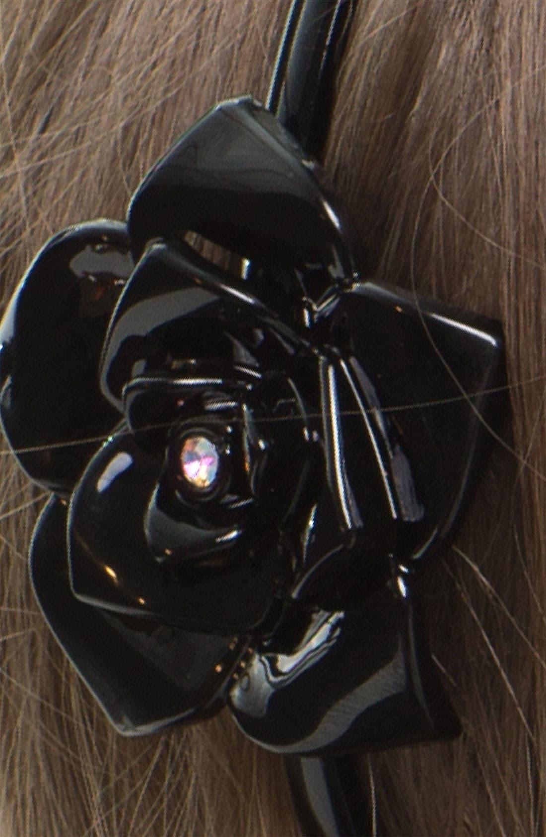 Alternate Image 2  - Cara Flower Headband