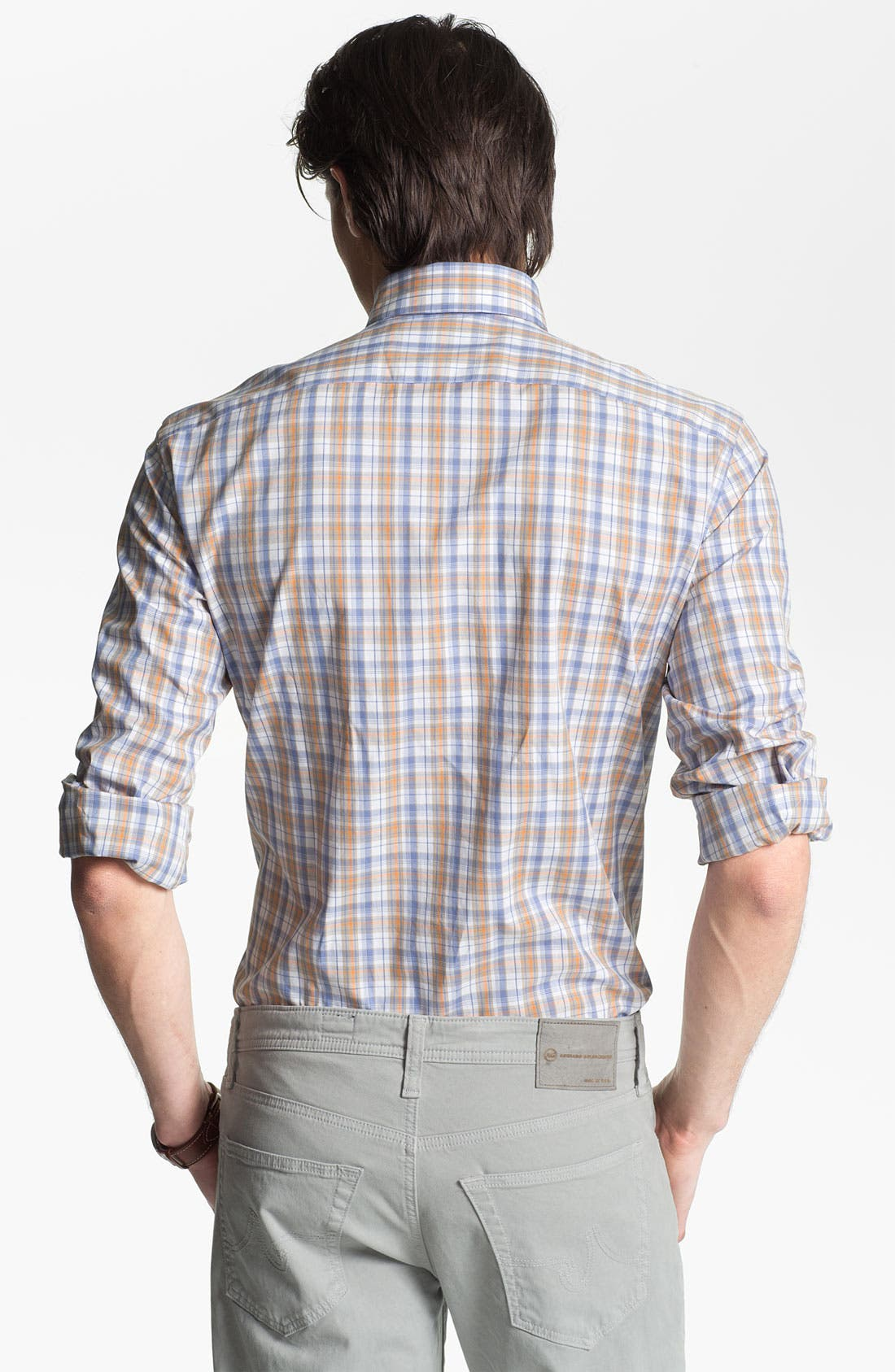 Alternate Image 2  - Maker & Company Regular Fit Sport Shirt (Online Only)