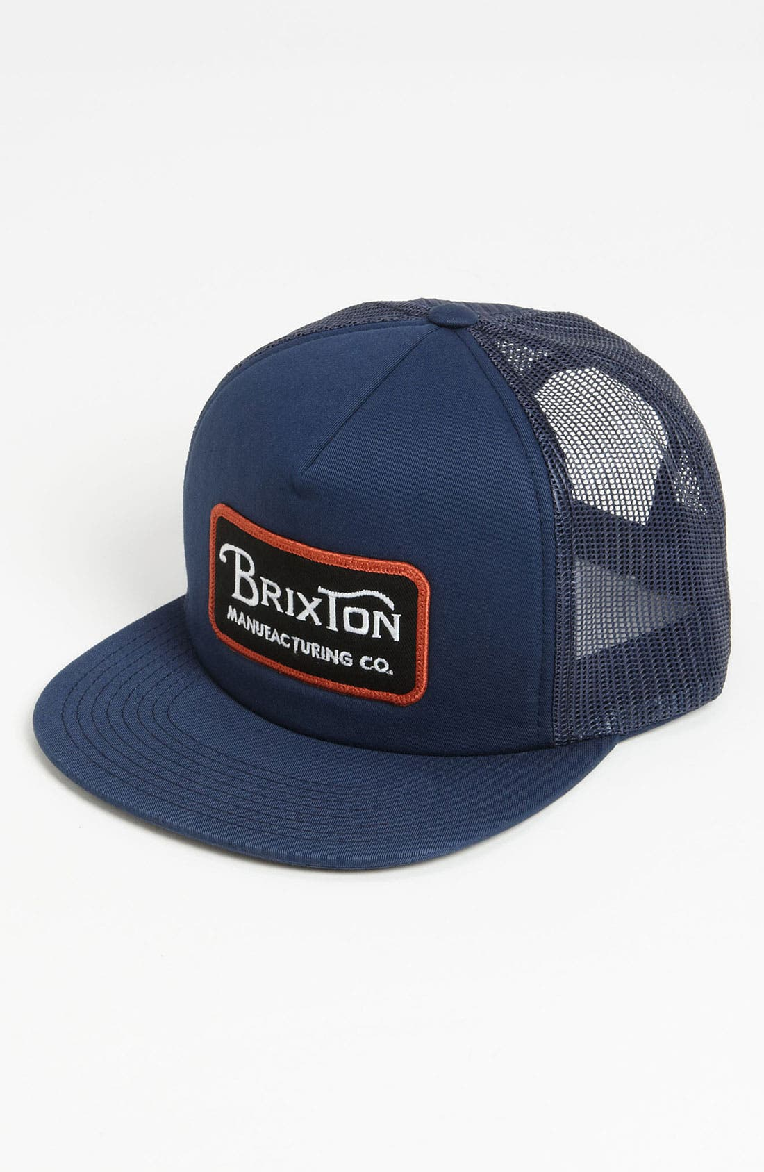 Main Image - Brixton 'Route' Trucker Hat