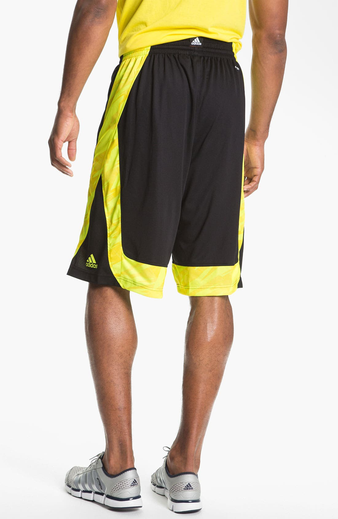 Alternate Image 4  - adidas 'Edge Camo' Shorts