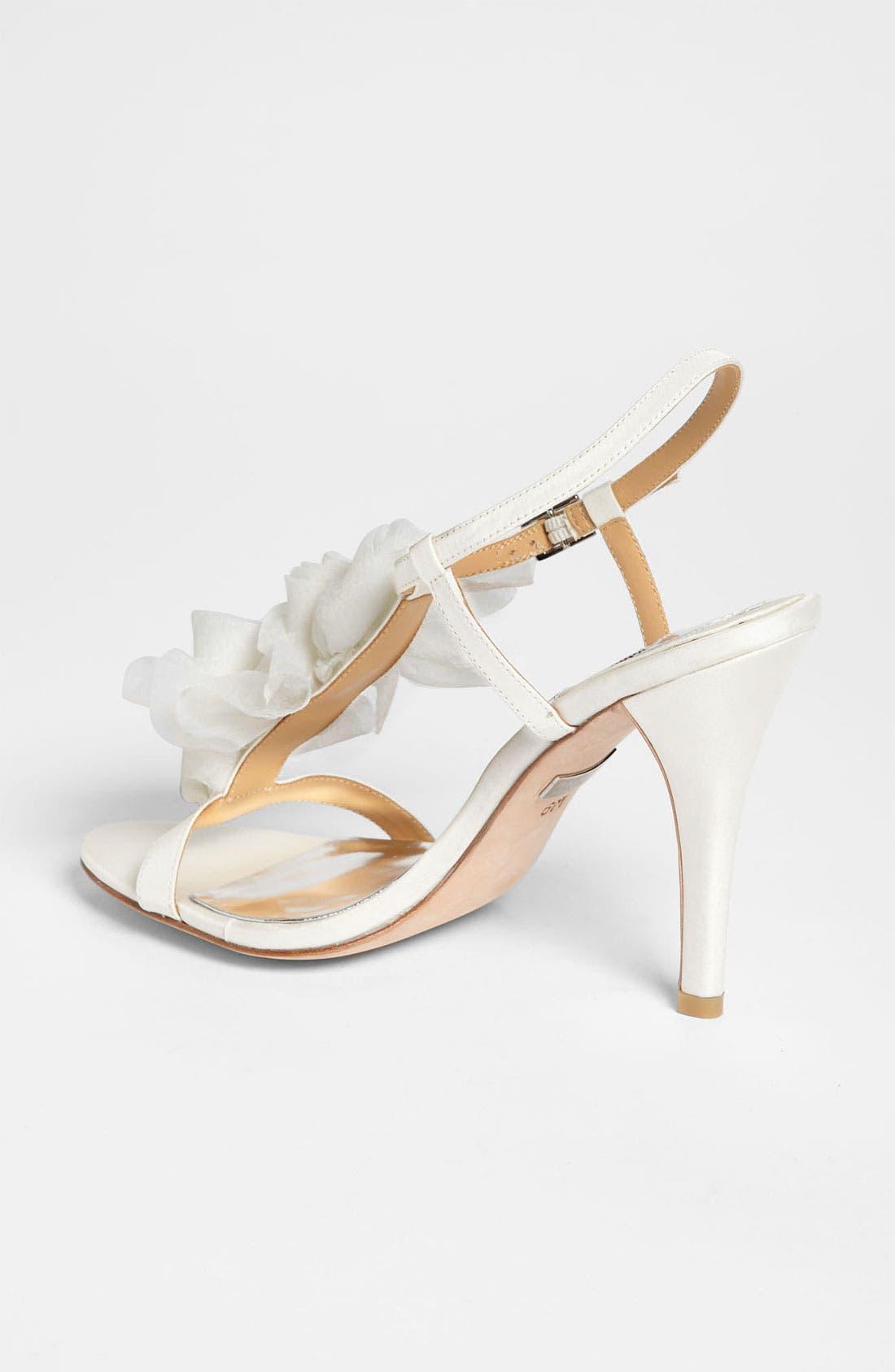 Alternate Image 3  - Badgley Mischka 'Cissy' Sandal