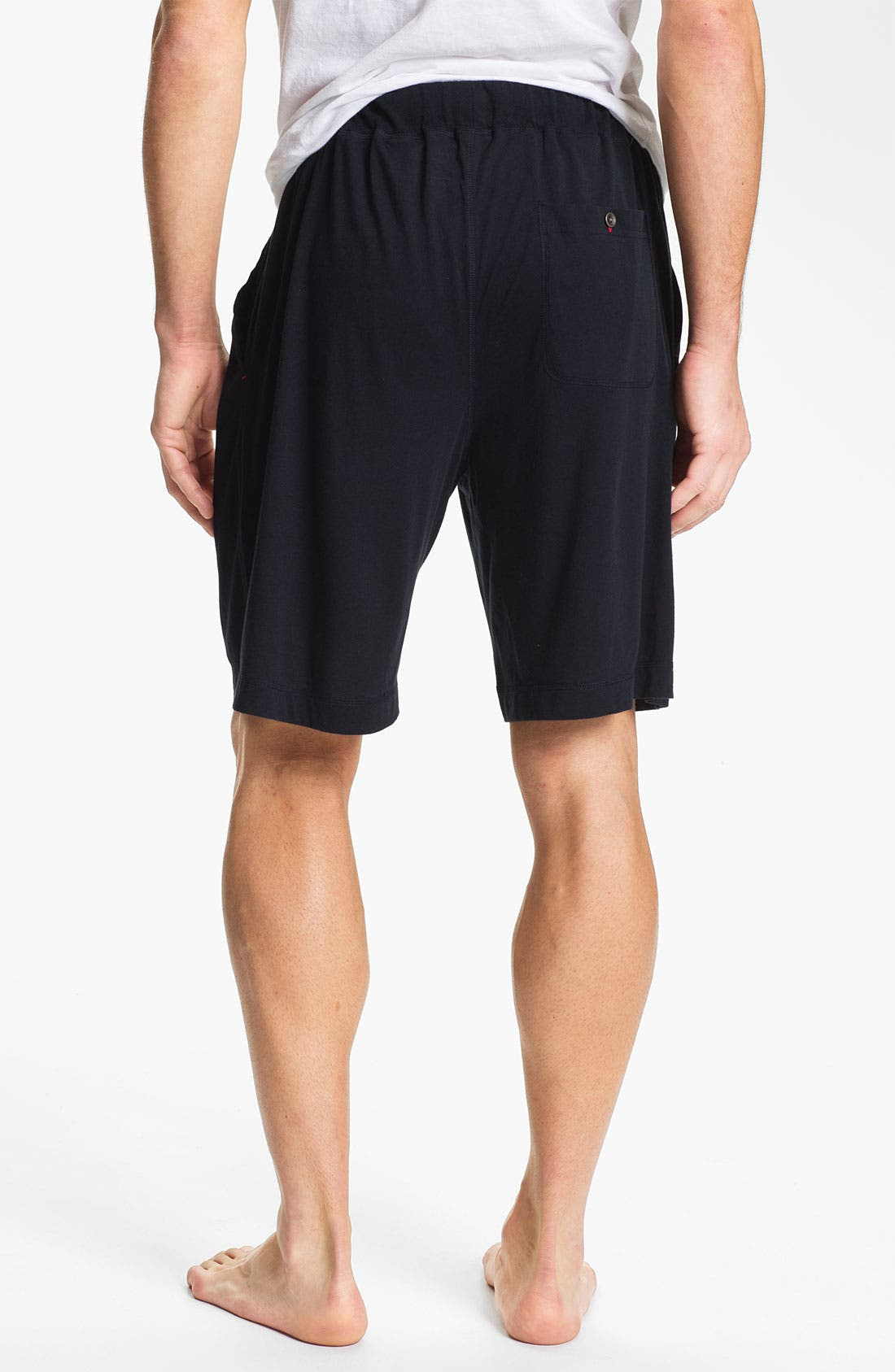 Alternate Image 2  - Daniel Buchler Pima Cotton & Modal Shorts