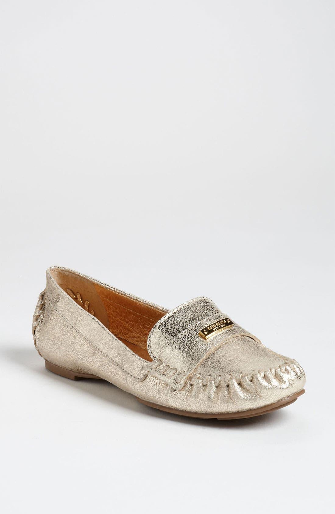 Main Image - kate spade new york 'weekend' loafer