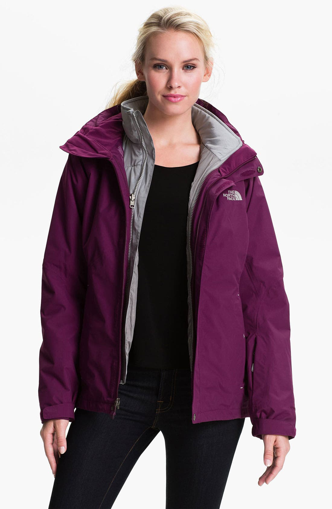 Alternate Image 4  - The North Face 'Deuces' TriClimate® 3-in-1 Jacket