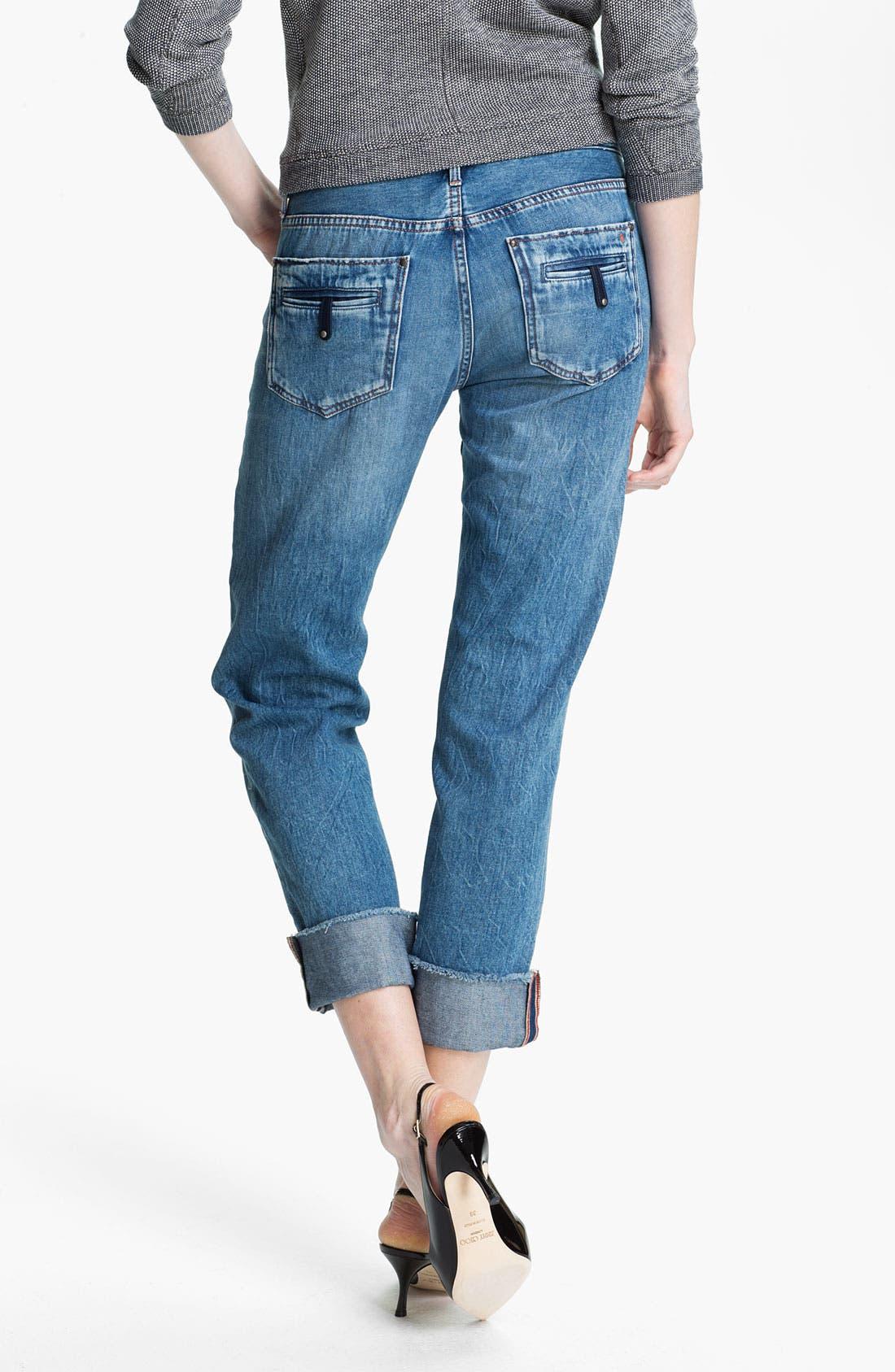 Alternate Image 2  - Twenty8Twelve 'Jonny' Boyfriend Jeans
