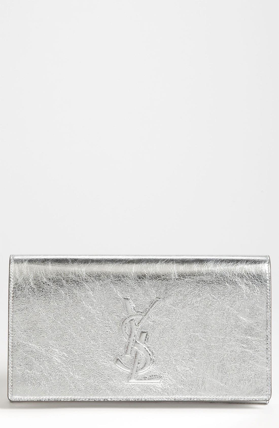 Alternate Image 1 Selected - Saint Laurent 'Belle de Jour' Clutch