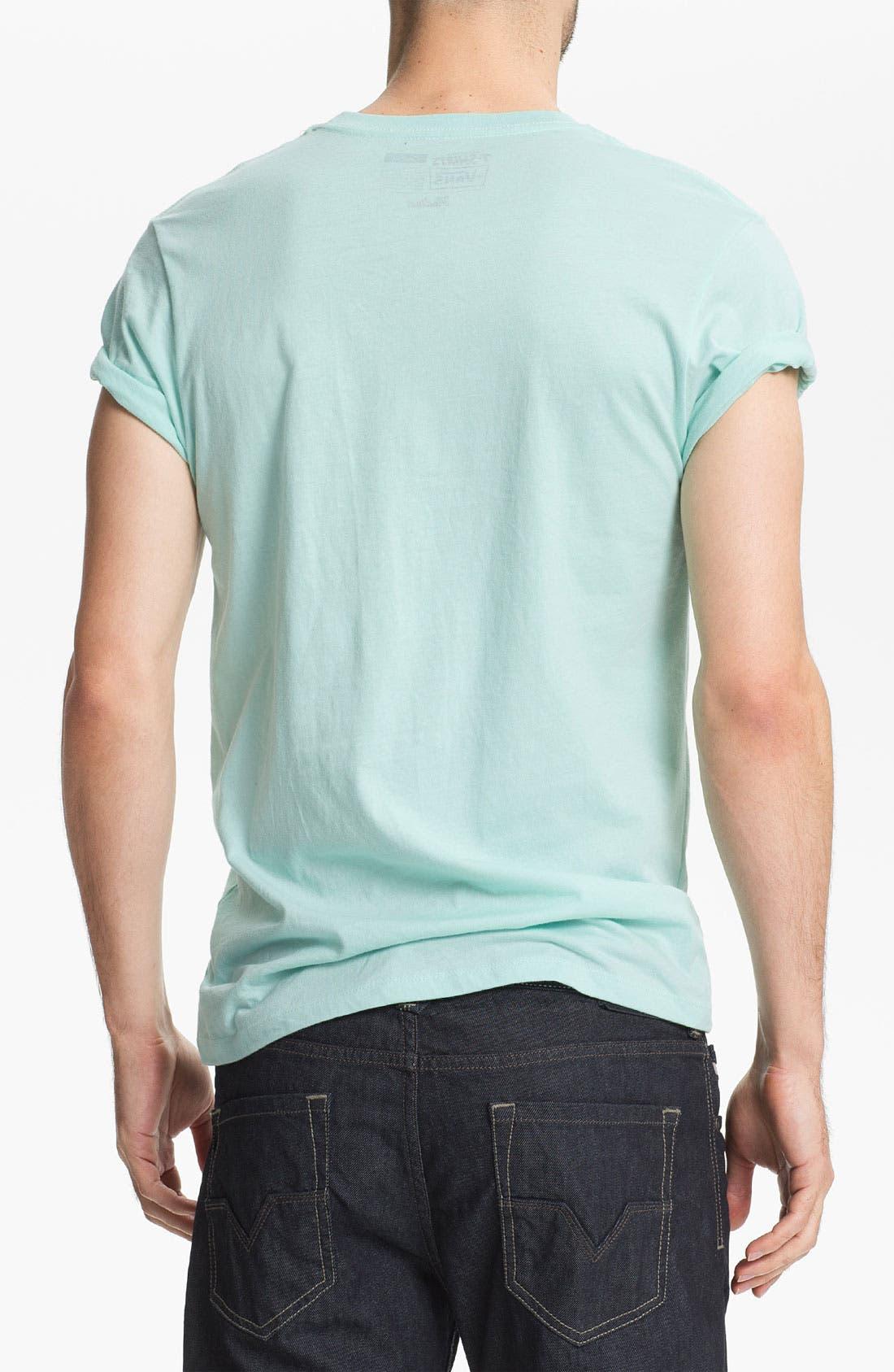 Alternate Image 2  - Vans 'California Incline' Graphic T-Shirt