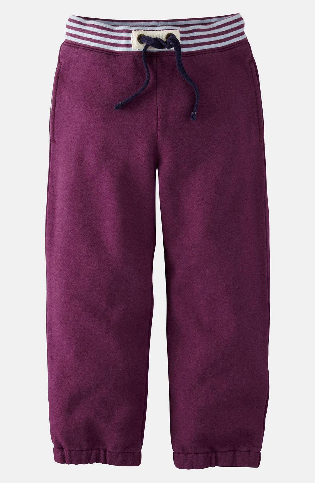 Main Image - Mini Boden Track Pants (Big Boys)