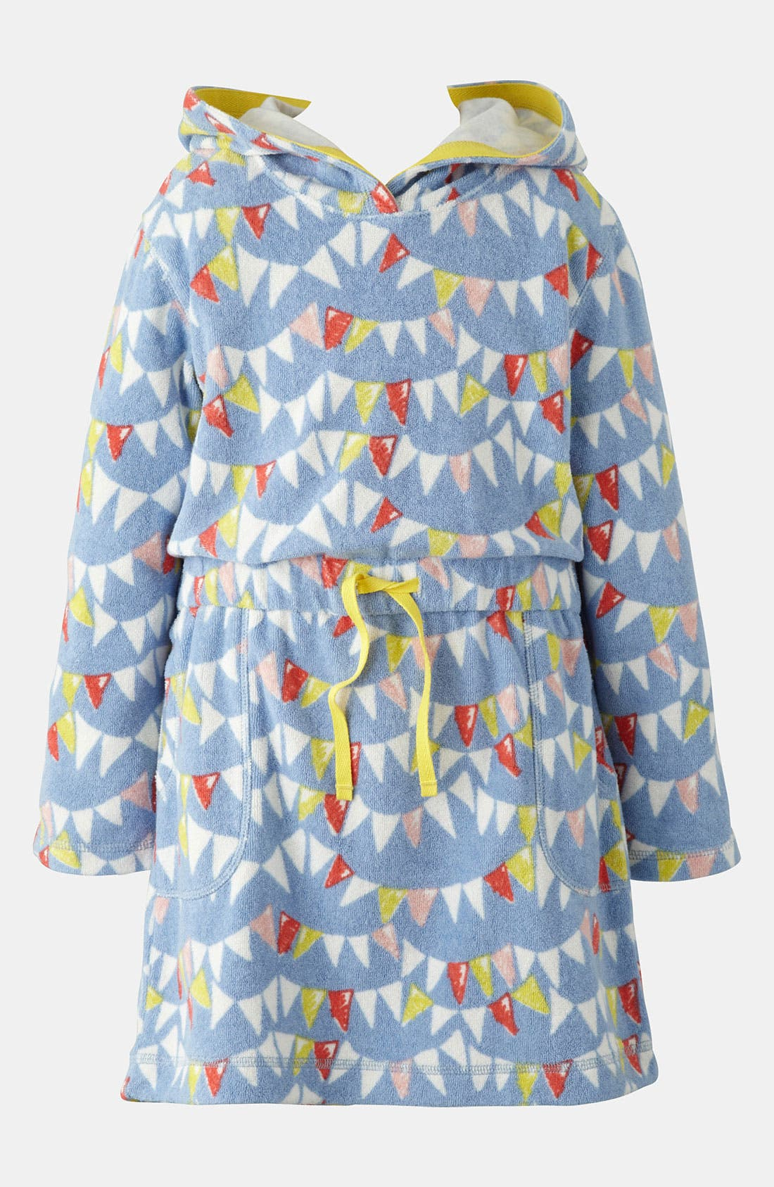 Alternate Image 1 Selected - Mini Boden Beach Dress (Toddler)