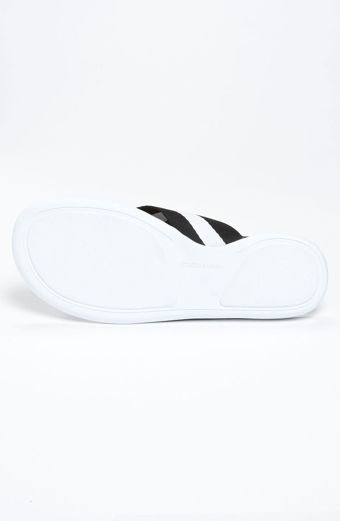 Alternate Image 4  - Dolce&Gabbana Flip Flop