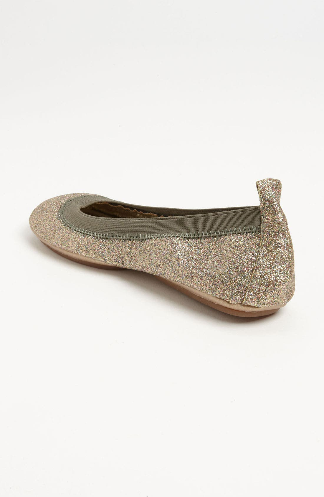 Alternate Image 2  - Yosi Samra Glitter Ballet Flat
