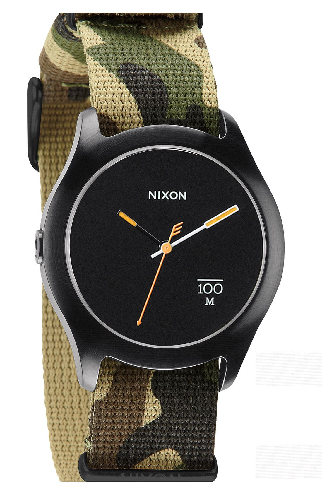 Alternate Image 1 Selected - Nixon 'The Quad Surplus' Watch