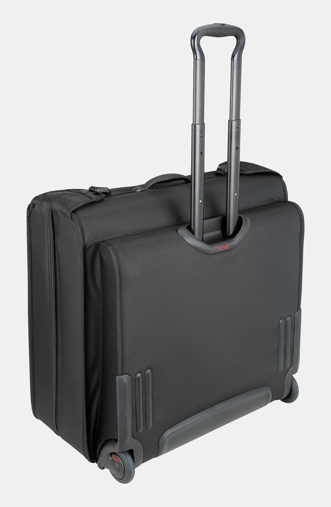Alternate Image 2  - Tumi 'Alpha - Large' Wheeled Garment Bag