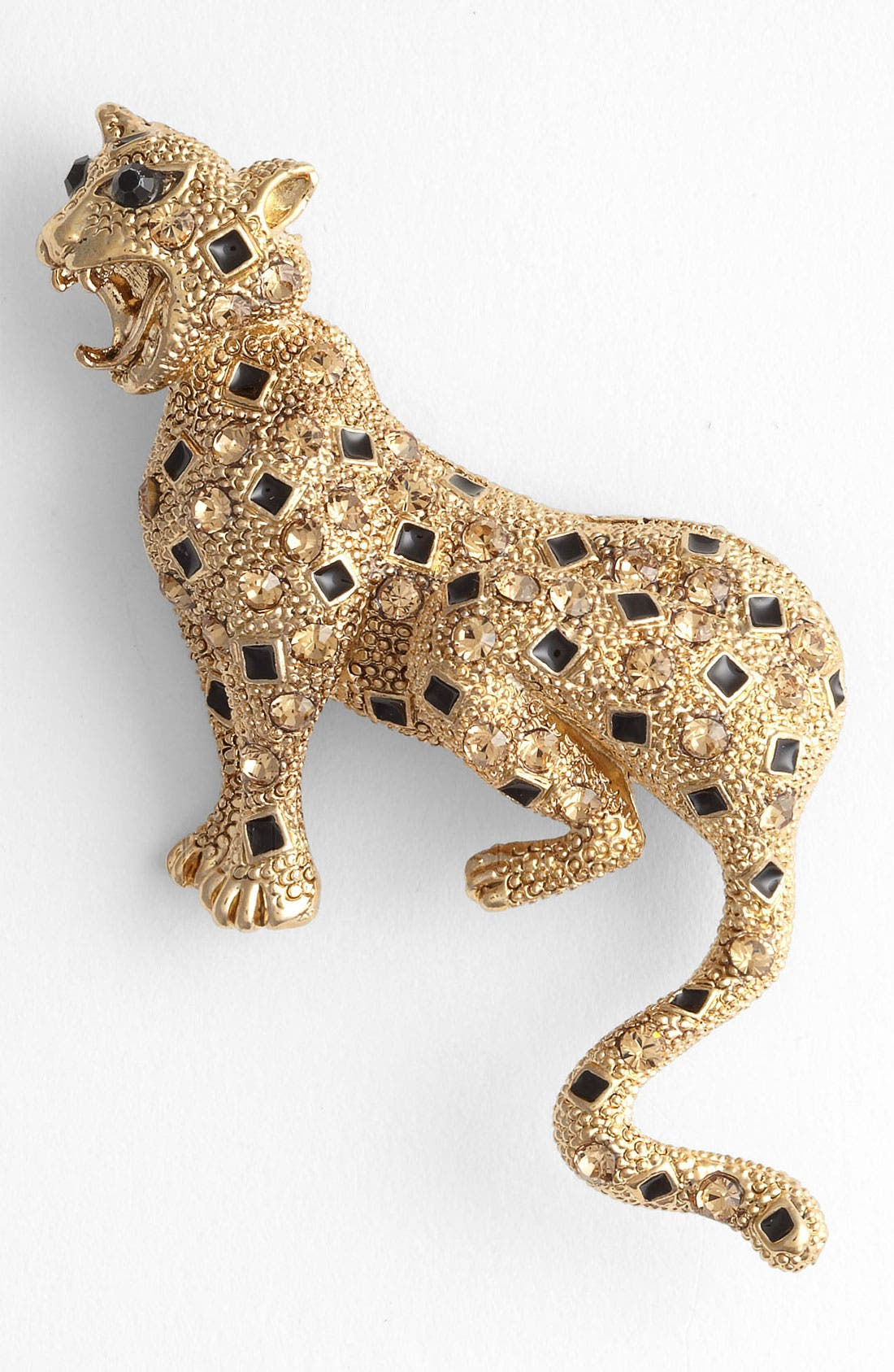 Main Image - Tasha 'Critters' Panther Brooch