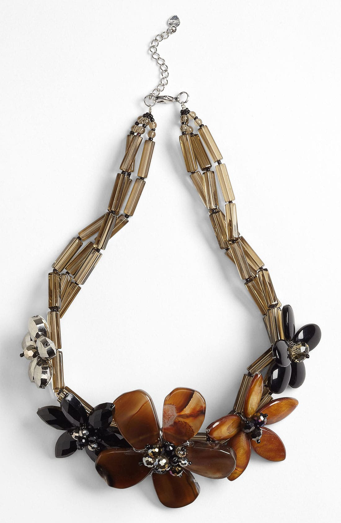 Alternate Image 1 Selected - Nakamol Design Five Flower Necklace
