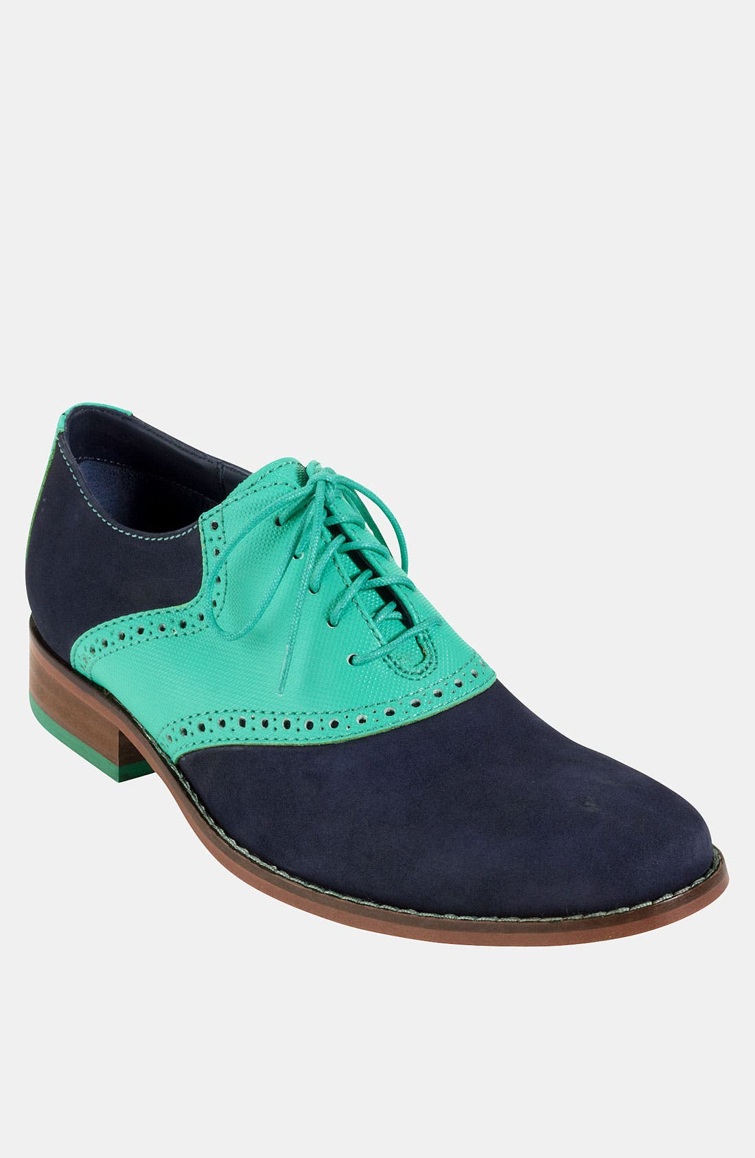 Alternate Image 1 Selected - Cole Haan 'Air Colton' Saddle Oxford