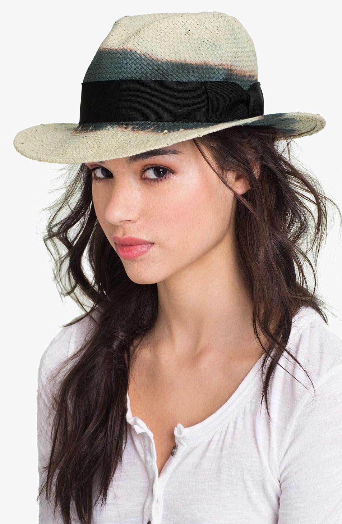Alternate Image 1 Selected - San Diego Hat Ombré Hat