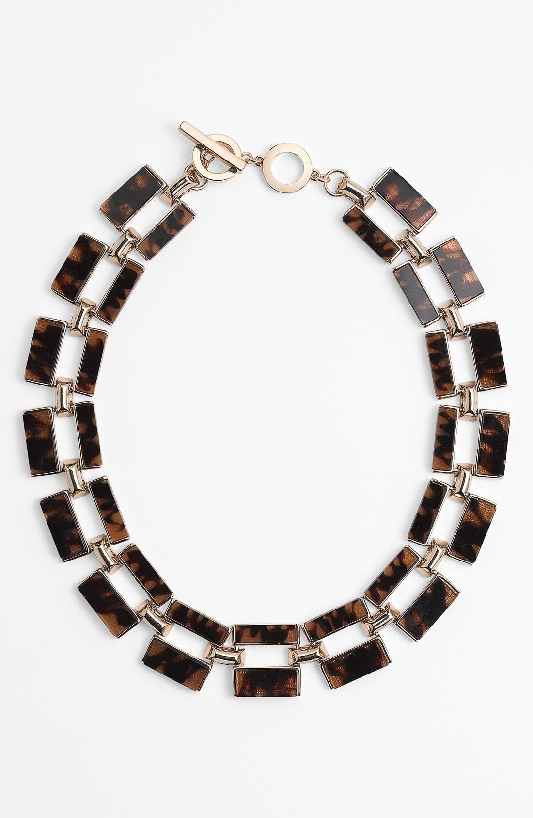 Main Image - Anne Klein 'Ridley' Collar Necklace