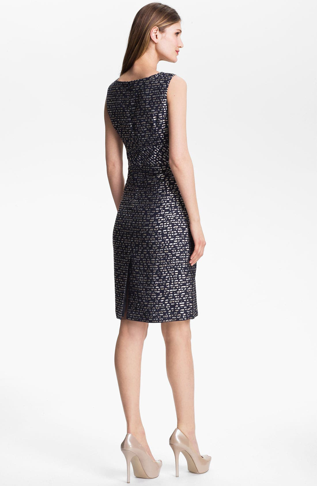 Alternate Image 2  - Santorelli 'Luna 1' Dress