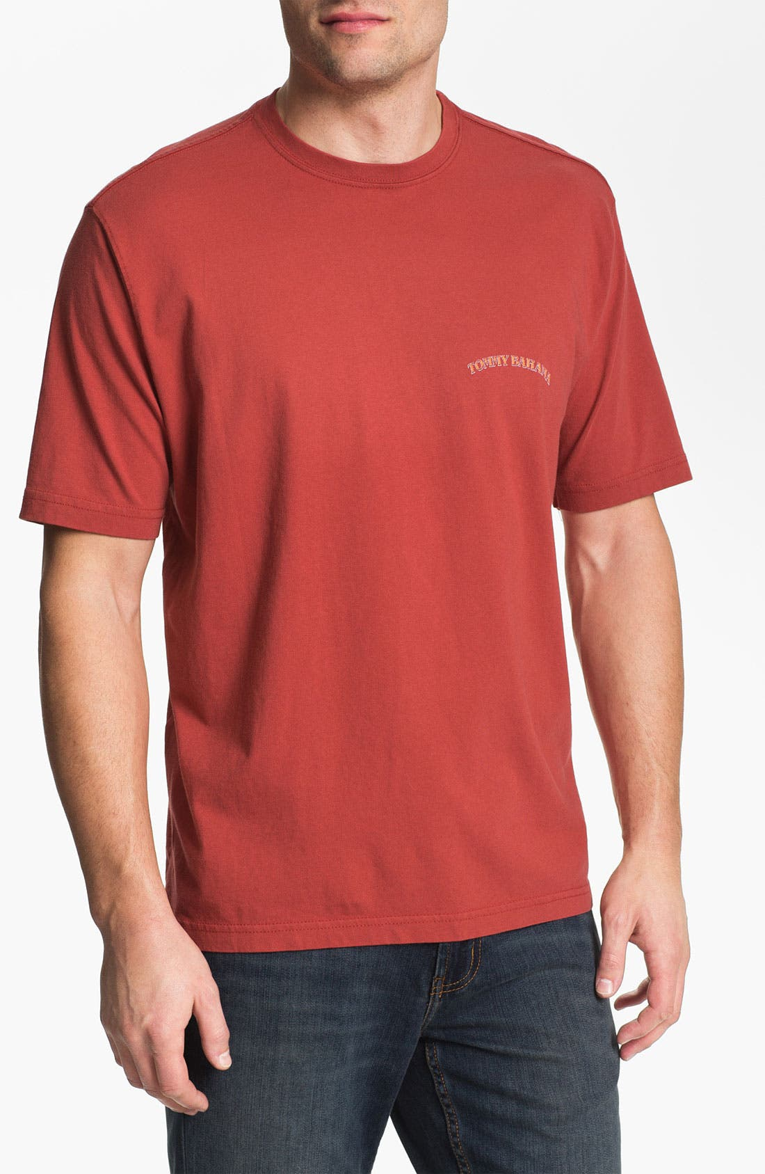 Alternate Image 2  - Tommy Bahama 'Net Holdings' T-Shirt