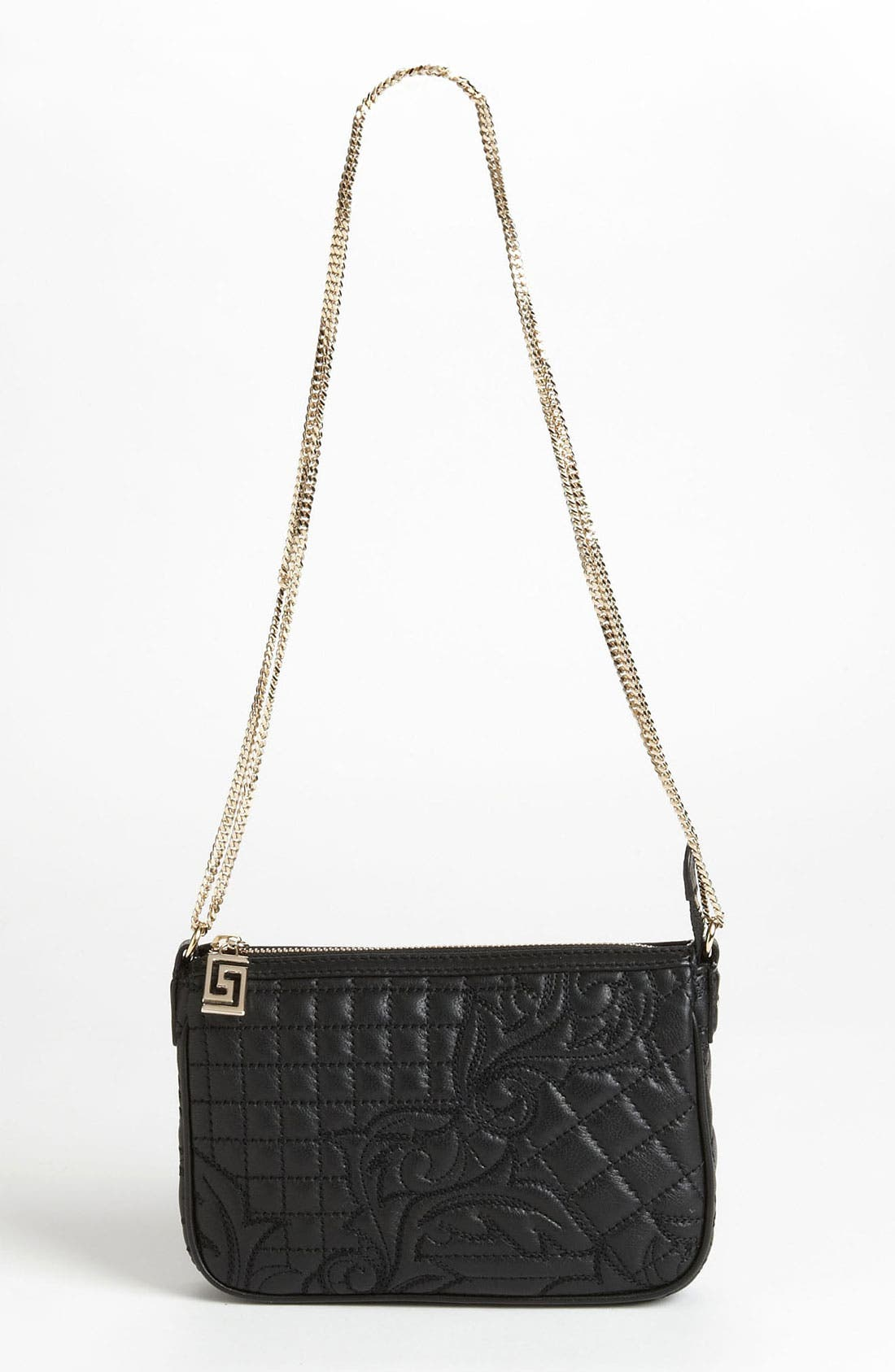 Alternate Image 1 Selected - Versace 'Vanitas' Leather Crossbody Bag