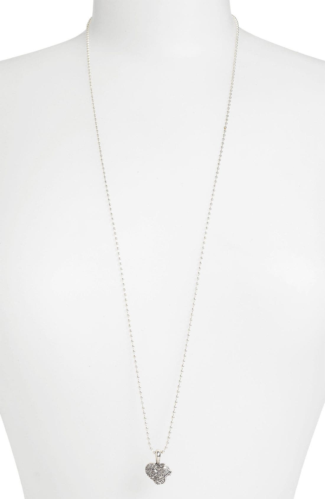 Alternate Image 3  - Lagos 'Hearts of Lagos - New Orleans' Long Pendant Necklace (Online Only)