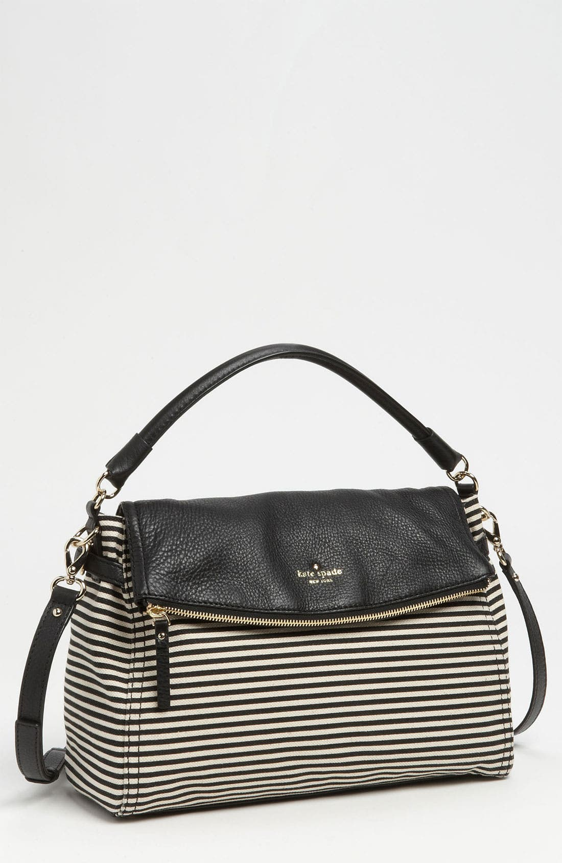 Alternate Image 1 Selected - kate spade new york 'little minka' foldover bag