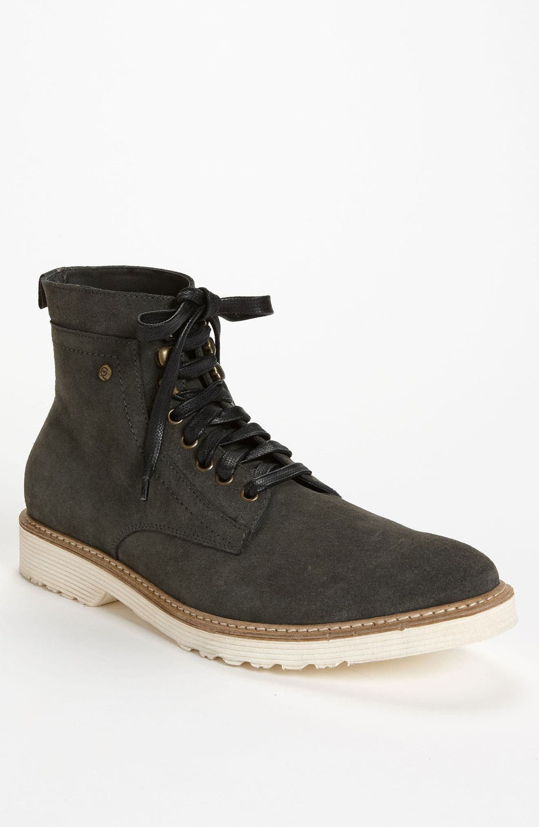 Main Image - McQ by Alexander McQueen 'Derby' Plain Toe Boot