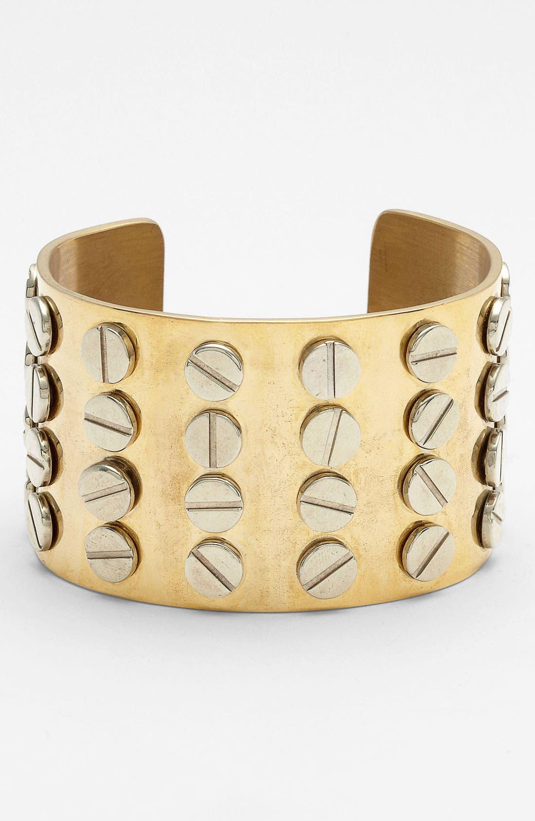 Alternate Image 1 Selected - Kelly Wearstler Screw Detail Cuff
