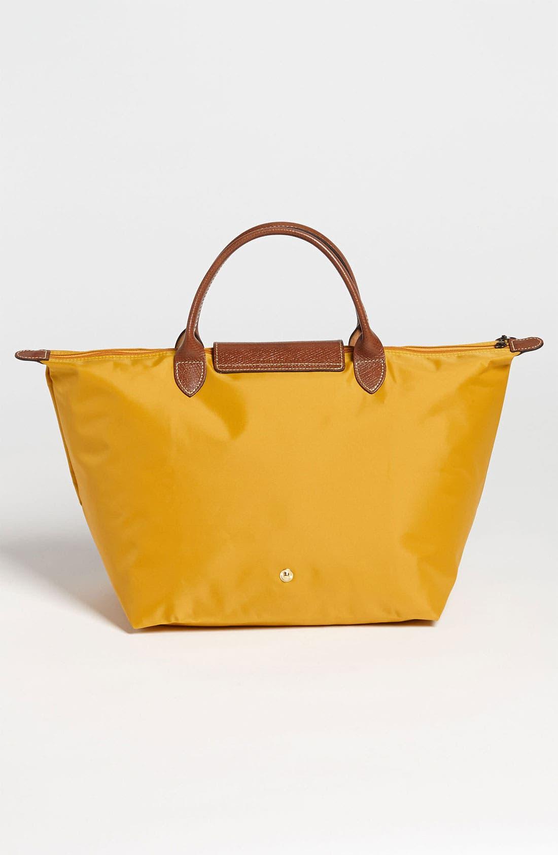 Alternate Image 4  - Longchamp 'Medium Le Pliage' Nylon Tote
