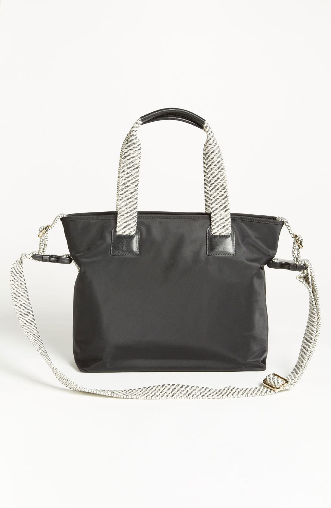 Alternate Image 4  - Tory Burch Perforated Diaper Bag