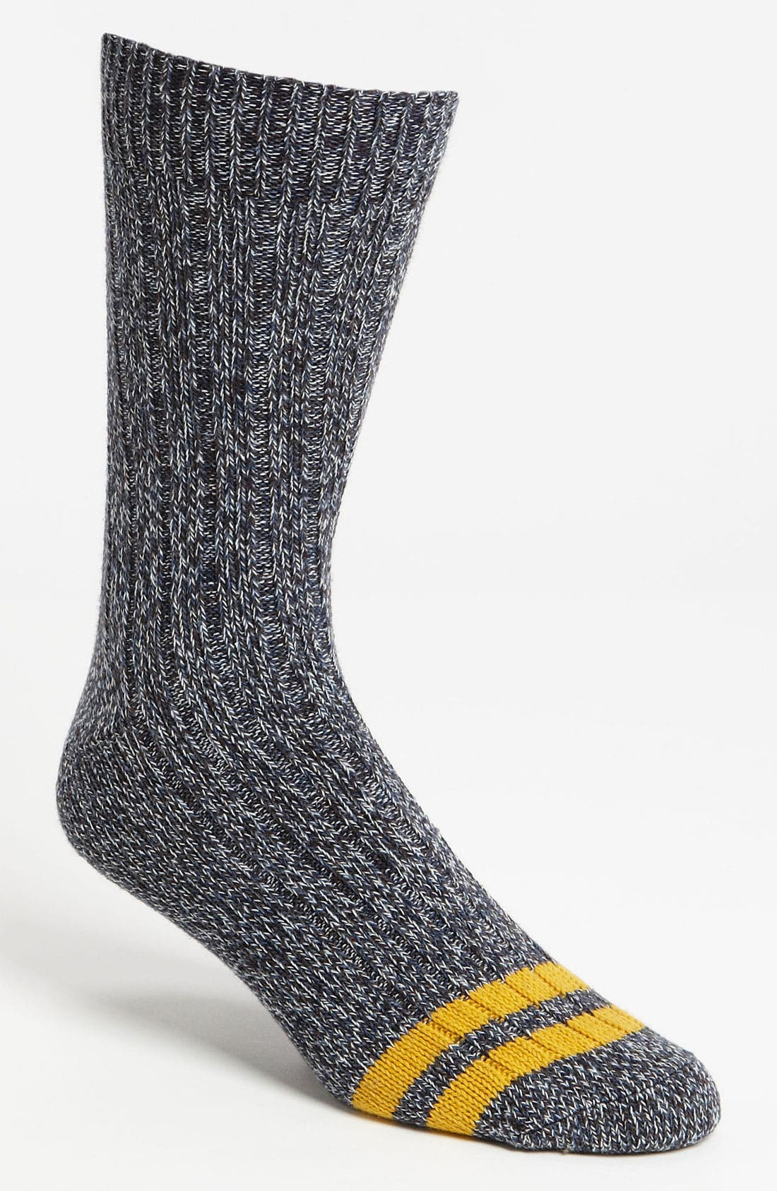 Alternate Image 1 Selected - Topman 'Twist' Socks