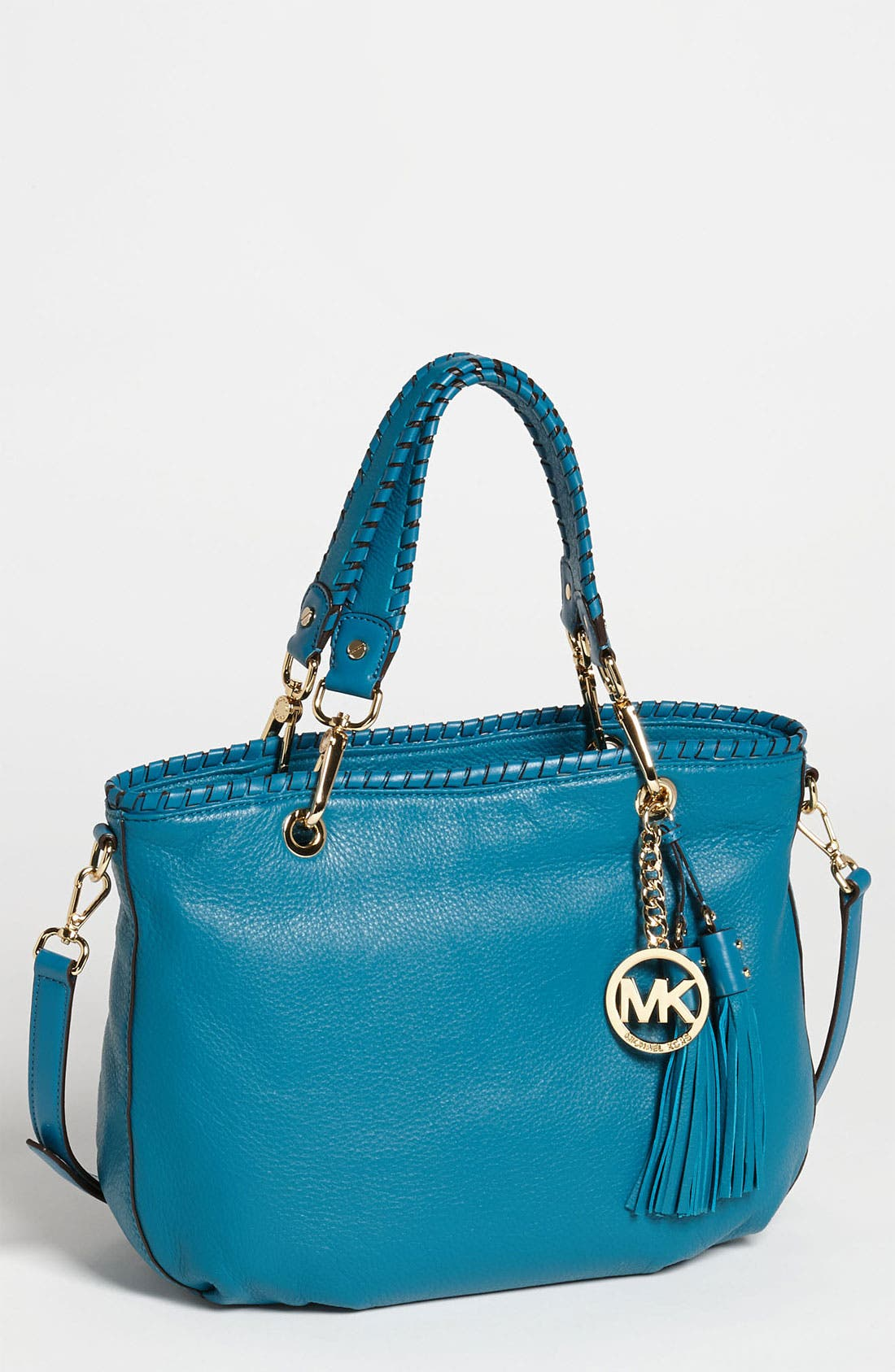 Alternate Image 1 Selected - MICHAEL Michael Kors 'Bennet - Medium' Leather Tote