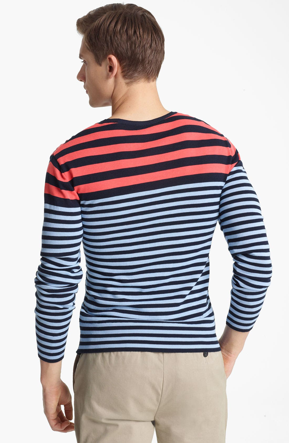 Alternate Image 2  - PS Paul Smith Stripe Sweater